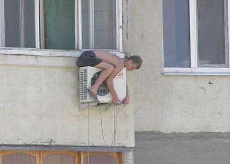 Instalación del Acondicionadores de aire en Edificios (Normativa)