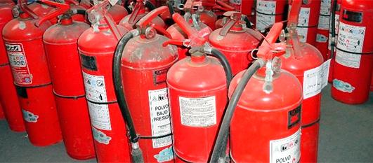 Registro de Instalaciones Fijas Contra Incendio