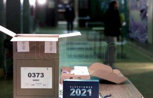 Simulacro electoral de cara a las elecciones primarias de septiembre - Télam