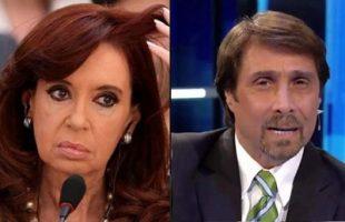 Revés judicial para Cristina: rechazan denuncia contra Feinmann