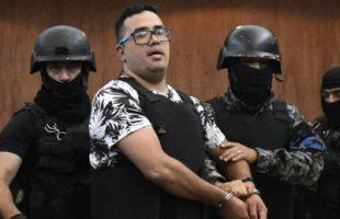"""Condenan a 22 años de prisión al líder de """"Los Monos"""""""